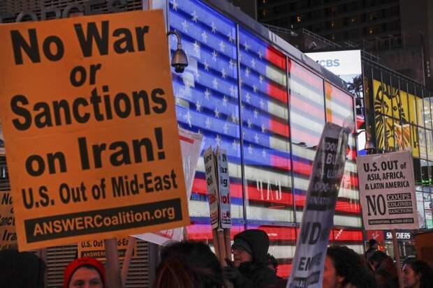 Стремление президента Трампа к деэскалации ободряет Иран