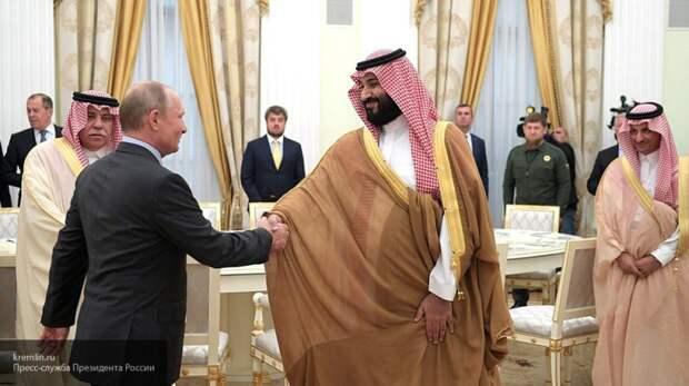 Обсудят инвестиции и производство автоматов Калашникова: арабист назвал ключевые темы визита Путина в Саудовскую Аравию