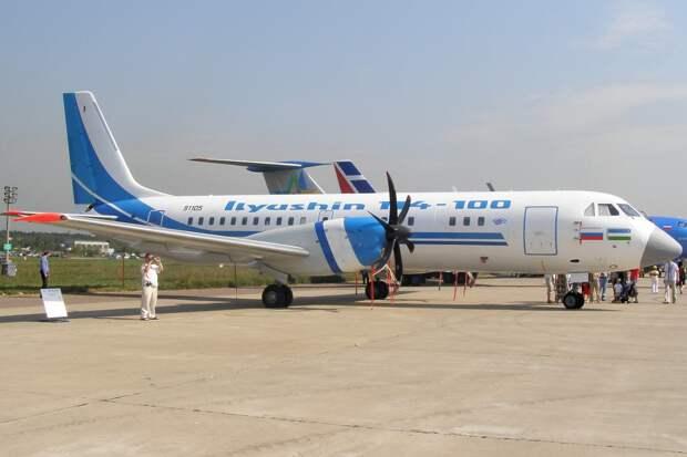 Авиакор принял решение об организации производства Ил-114