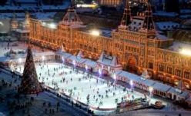 Без «Путешествия в Рождество» и ледовых шоу