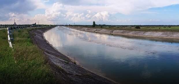 Водовод из Северо-Крымского канала протянут до Керчи и Феодосии