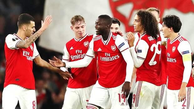 «Арсенал» позорился на«Эмирейтс» с4-й командой Португалии. Спасли два фантастических штрафных Пепе