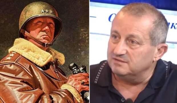 Яков Кедми сорвался на крепкие выражения, говоря об отношении генерала США к русским солдатам