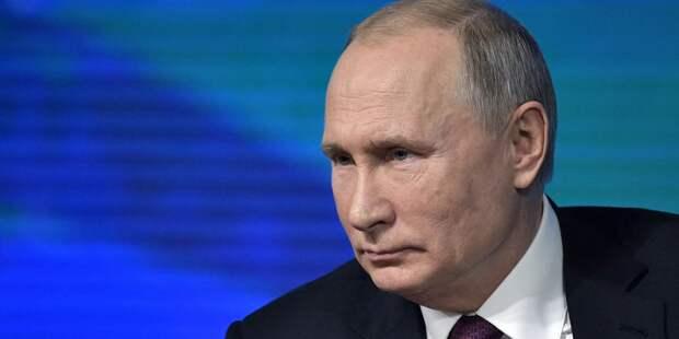 Путин намерен вакцинироваться