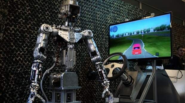 «Иван-терминатор». Путинский робот-гуманоид всерьёз обеспокоил Британию