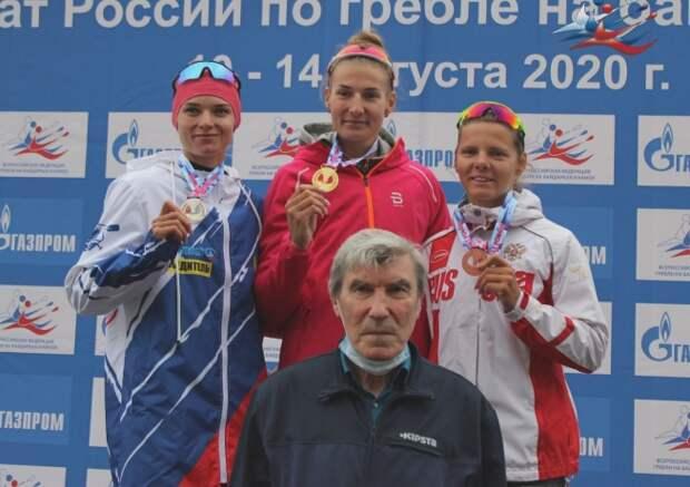 Жительница Севастополя стала чемпионкой России по гребле