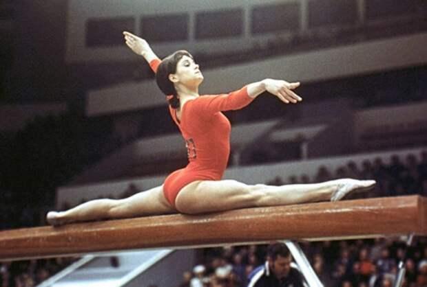 Легендарная советская гимнастка, которую выслали за 101 километр
