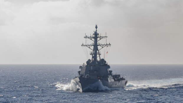 Баранец объяснил, почему заход эсминцев США в Черное море внезапно отменили
