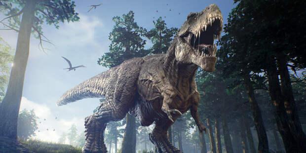 Тираннозавры оказались похожи на волков