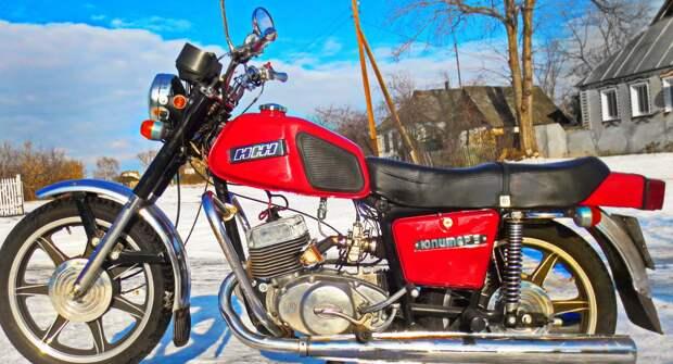 Каждый пятый мотоцикл в России — это «Юпитер». 5 самых распространенных в России мотоциклов