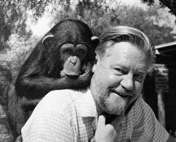 Он видел личность в каждом животном — как Джеральд Даррелл осуществил свою мечту