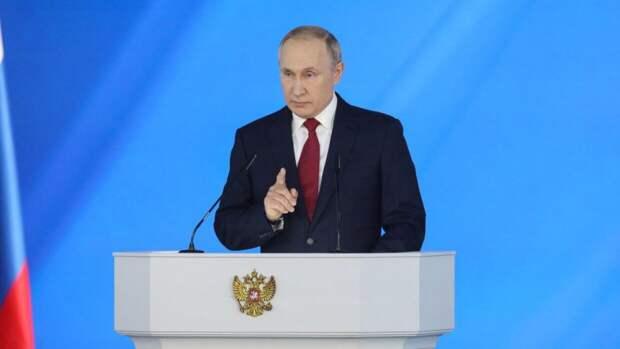 В Кремле рассказали, кто заслушает послание Путина Федеральному собранию
