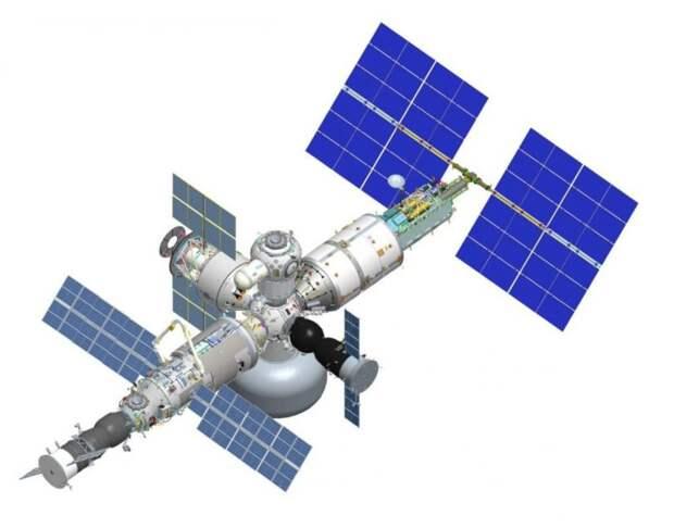 В «Роскосмосе» озвучили сроки готовности первого модуля новой российской орбитальной станции