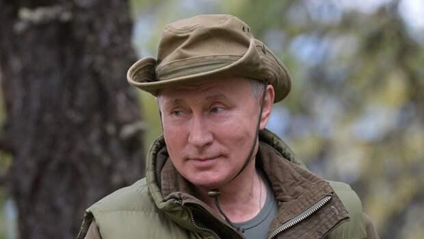 Песков назвал любимое место Путина для отдыха