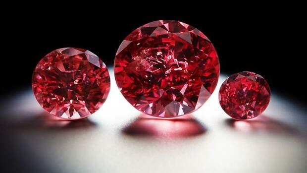 Красный алмаз драгоценный камень, интересное, цена