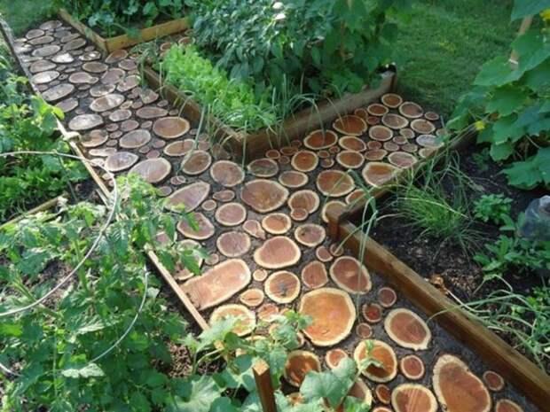 Природные фрагменты всегда смотрятся эффектно. /Фото: i2.wp.com