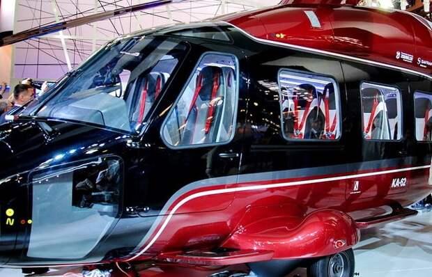 Завершение «долгостроя». Вертолет Ка-62
