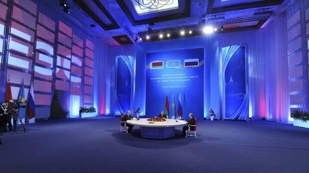 Встреча глав стран ЕАЭС пройдёт 11 декабря в заочном формате