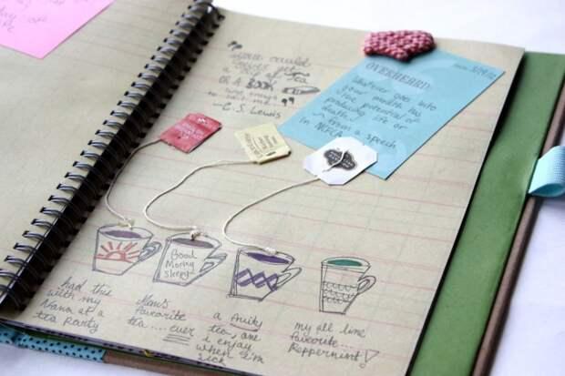 Как вести свой дневник размышлений: 10 советов