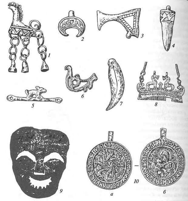 Древняя Русь по археологическим данным