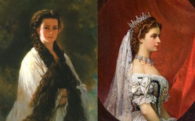 Не родись красивой: печальная история Елизаветы Баварской — самой привлекательной императрицы XIX века