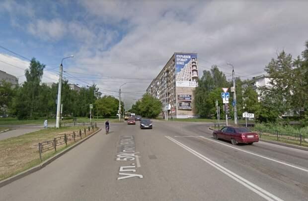Движение на перекрестке улиц 50 лет ВЛКСМ и Фруктовой в Ижевске закроют в пятницу