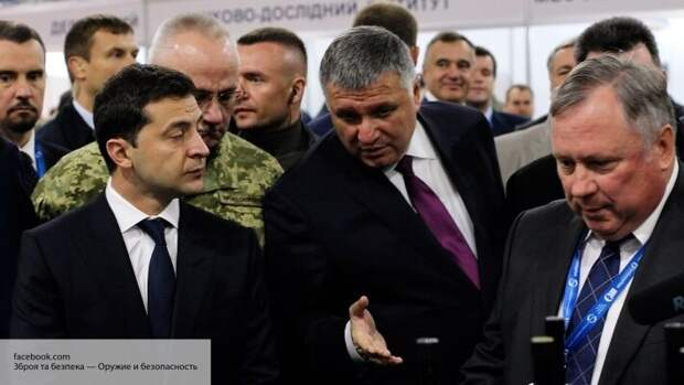 ЮрийКот: Аваков готовит «ползучий захват власти» на Украине