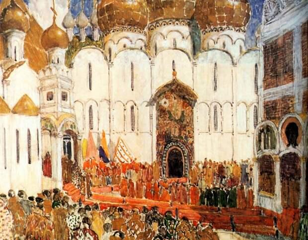10 театральных художников Серебряного века. Александр Головин