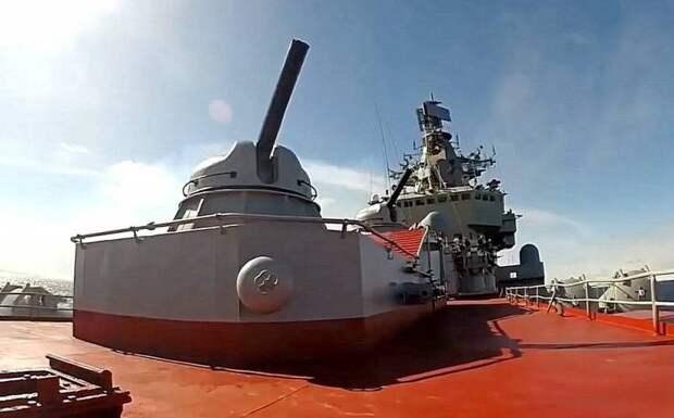 Россия посылает Израилю сигнал, взяв иранские танкеры под охрану