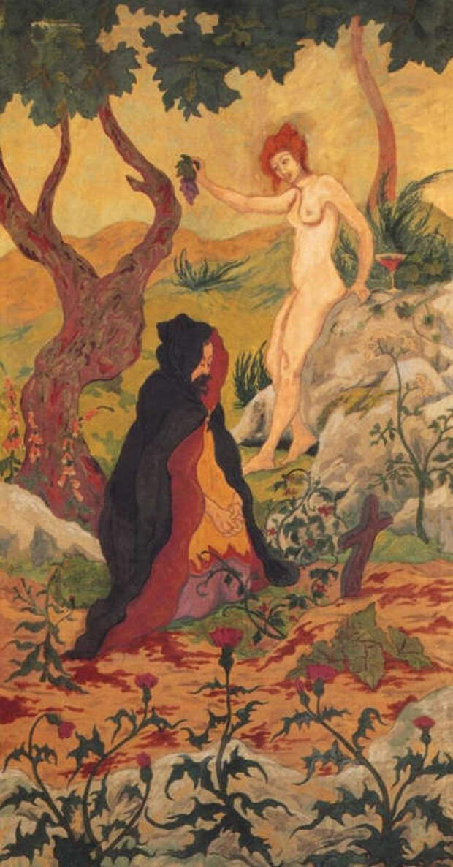 Обнаженная натура в изобразительном искусстве разных стран. Часть 168.
