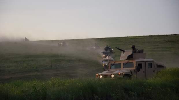 Пентагон поставил тонны военного снаряжения и техники Украине