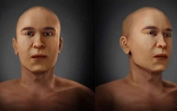 Лицо отца Тутанхамона воссоздали более чем через 3300 лет после смерти