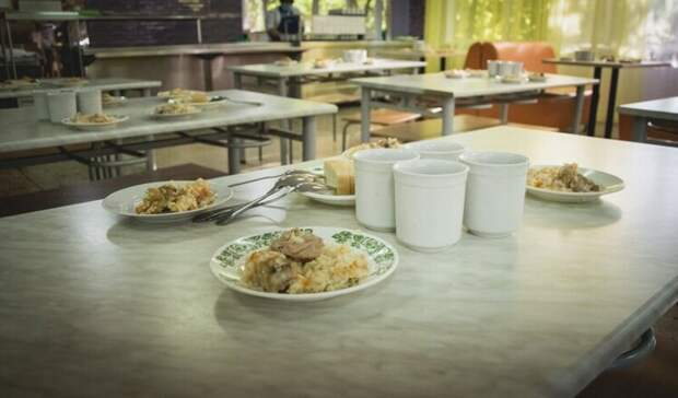 219 тысяч волгоградских школьников обеспечили горячим питанием