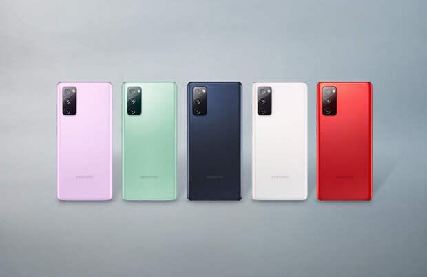 Samsung «забыла» про Exynos 990, рекламируя Galaxy S20 FE