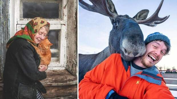 30 душевных фотографий, которые восполнят нехватку добра
