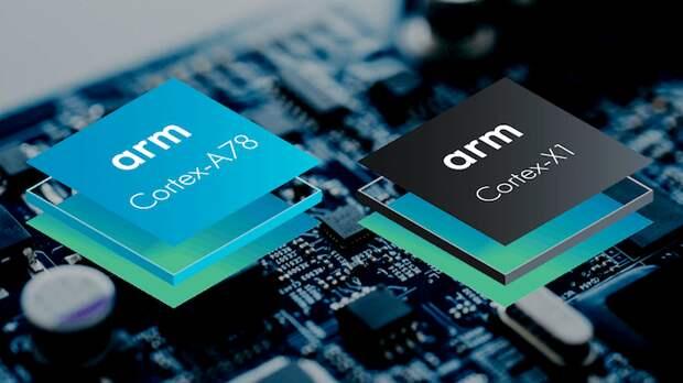 Cortex X1 — это кастомное ядро, которое можно менять