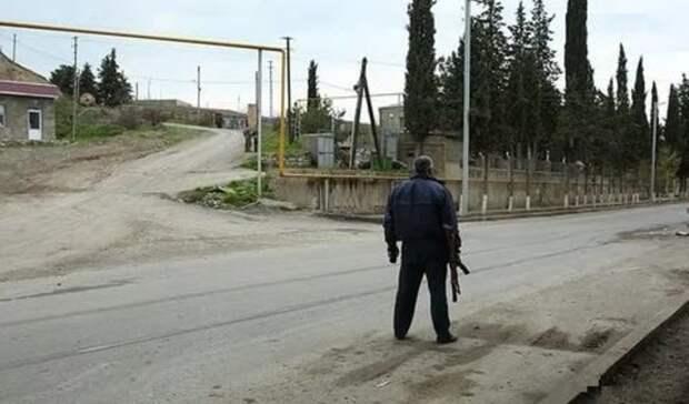 Азербайджанские военные предложили капитулировать одному из армянских гарнизонов