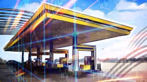 Независимый топливный союз спрогнозировал пик стоимости бензина