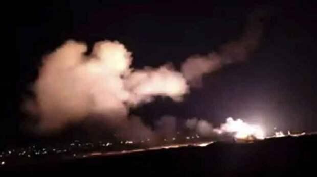 По турецкой авиабазе в Ливии нанесен мощный воздушный удар