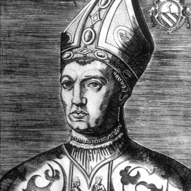 Иоанн XXIII: пират, ставший папой