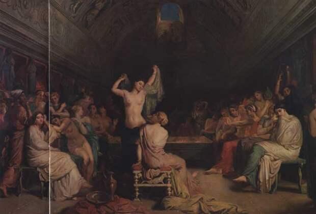 Французский художник Теодор Шассерио.