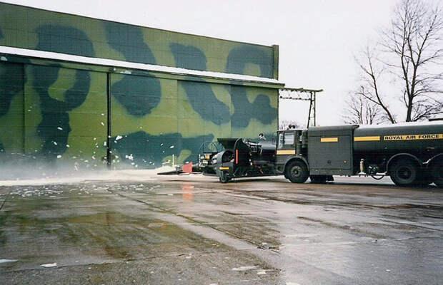 Газоструйные (ветровые) машины