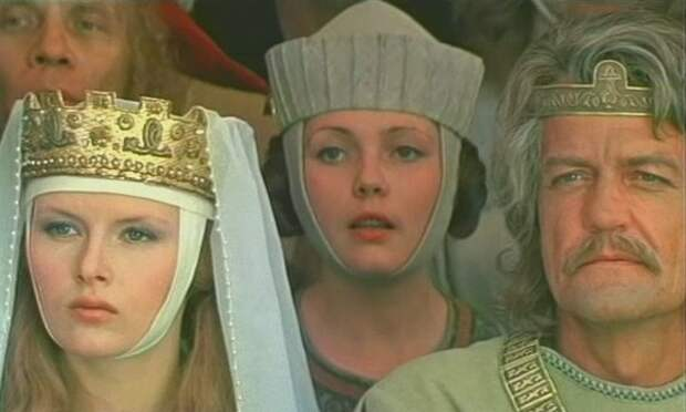 фильм «Баллада о доблестном рыцаре Айвенго»