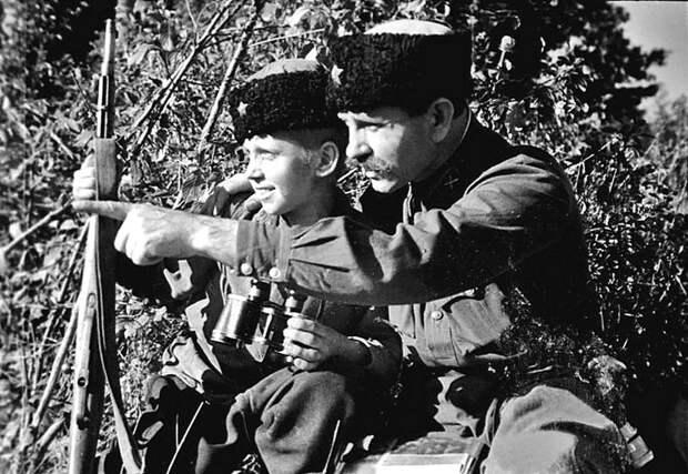 По-видимому сын полка СССР, война, история