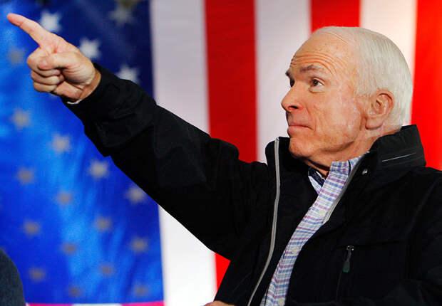 Маккейн возглавит оборону