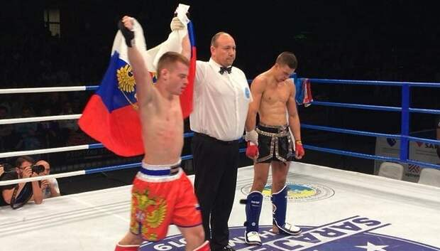 Подольчанин стал чемпионом мира по кикбоксингу в составе сборной страны