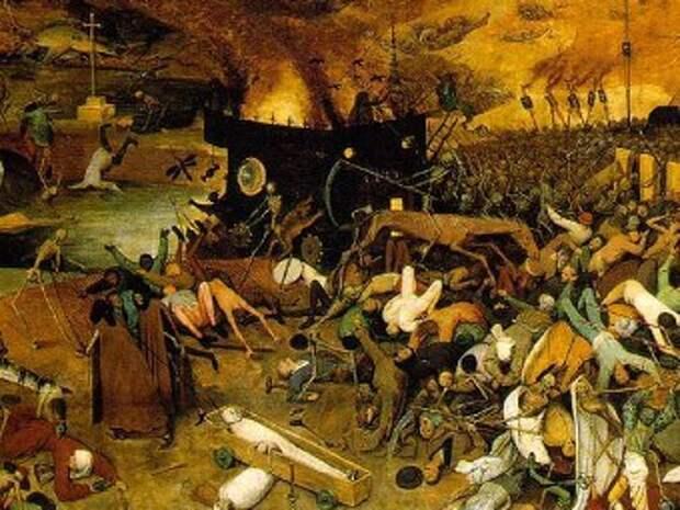 «Черная смерть» оказалась полезной для здоровья европейцев
