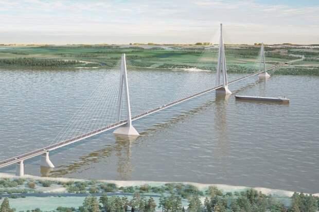 В Якутии идет подготовка к строительству моста через Лену