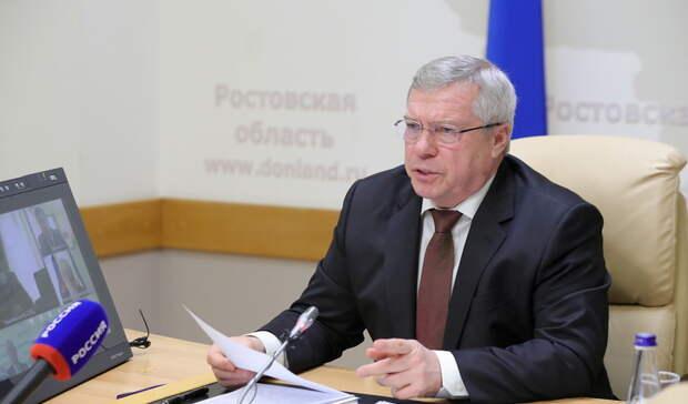 Голубев рассказал, когда могут отменить ограничения вРостовской области