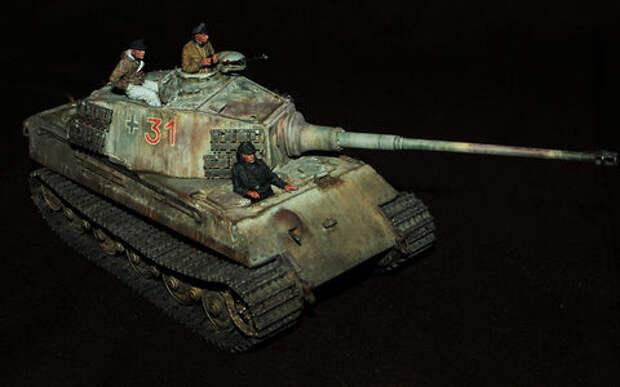 Хобби настоящего мужчины: делаем танк (но маленький!)